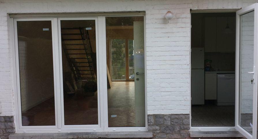 Nafidati Oran Fenêtre En Pvc Aluminium